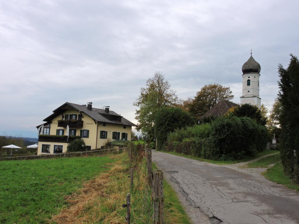 Kirche und Location an einem Fleck: Die Ilkahöhe