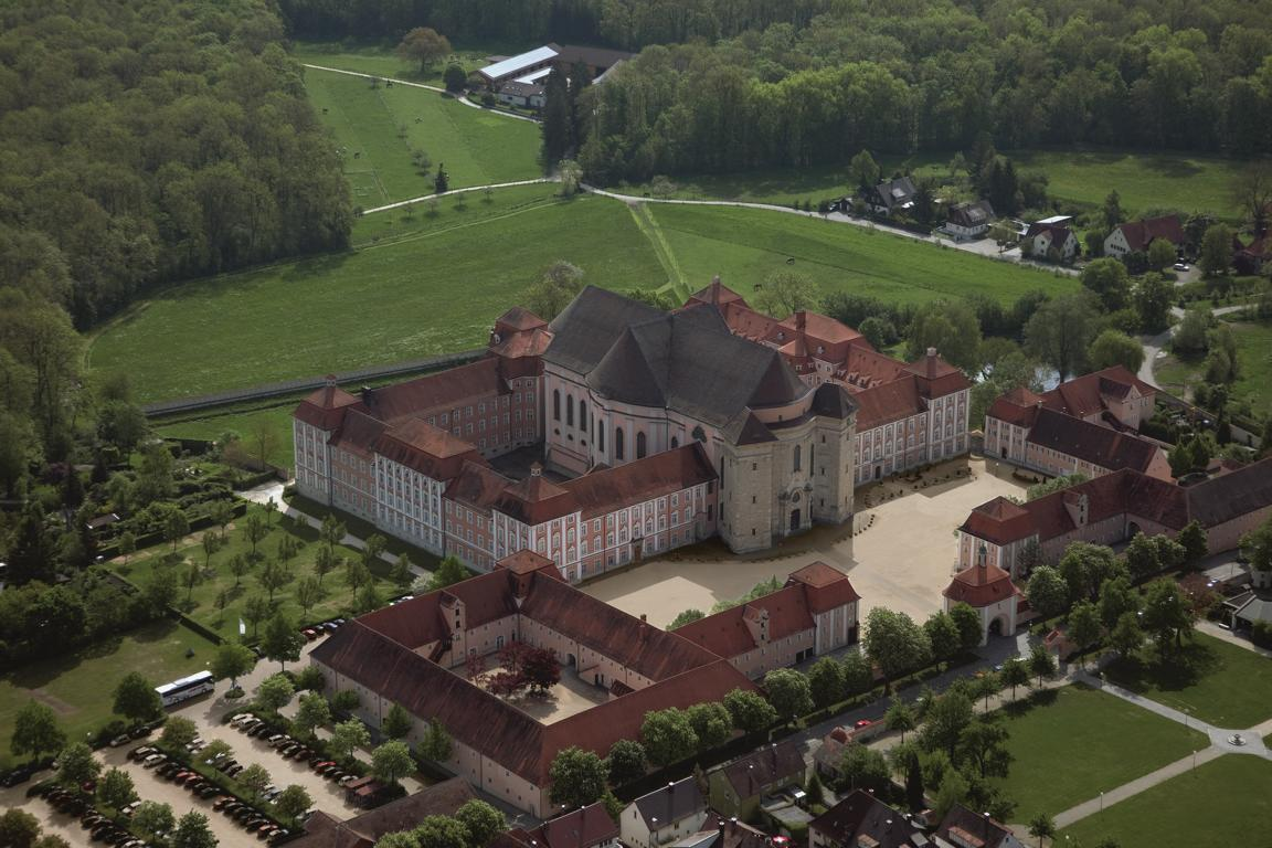 Kloster Wiblingen zum Zweiten: Die barocke Kirche