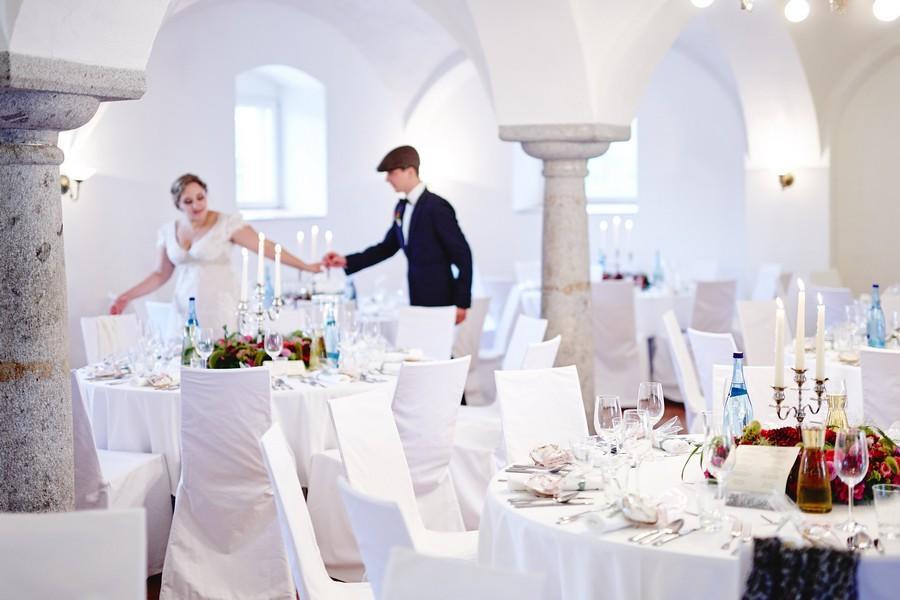 Hochzeit auf dem Irglhof von Bernhard Hartl