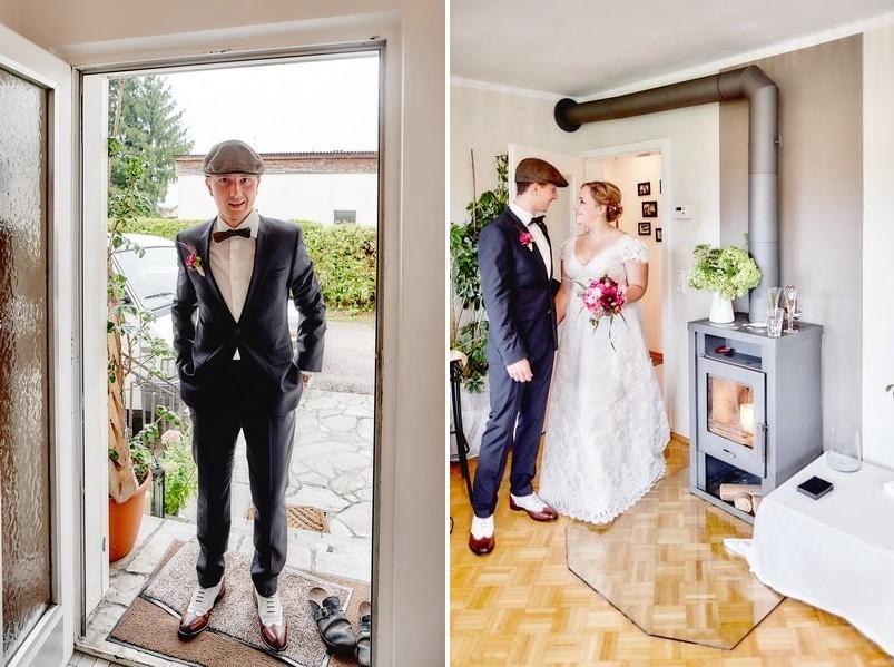 Hochzeit auf dem Irghof von Bernhard Hartl