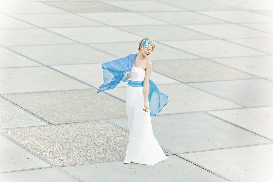 Die Brautkleid-Kollektion von noni - auch erhältlich in Brautläden in Bayern.