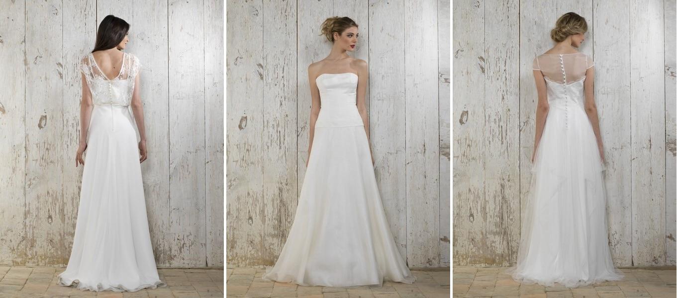 Bild von Ariels Hochzeitskleid