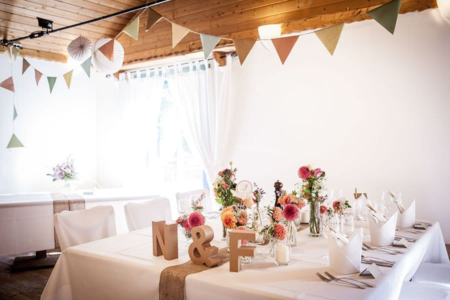 Eine Hochzeit im Boho-Stil von Anna-Lena Zintel aus München