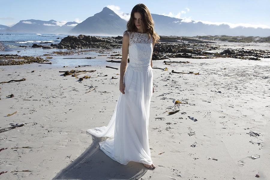 Das Brautkleid Asia von Rembo Styling im Vintage Stil.