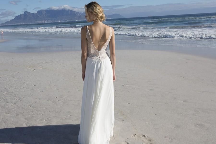 Das Brautkleid Diablesse von Rembo Styling im Vintage Stil.