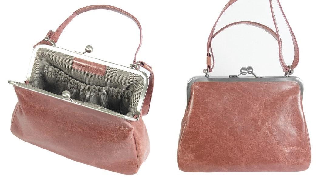 clutch-hochzeit-braut-vintage-altrosa-rosa-pink-leder-romy-volker-lang