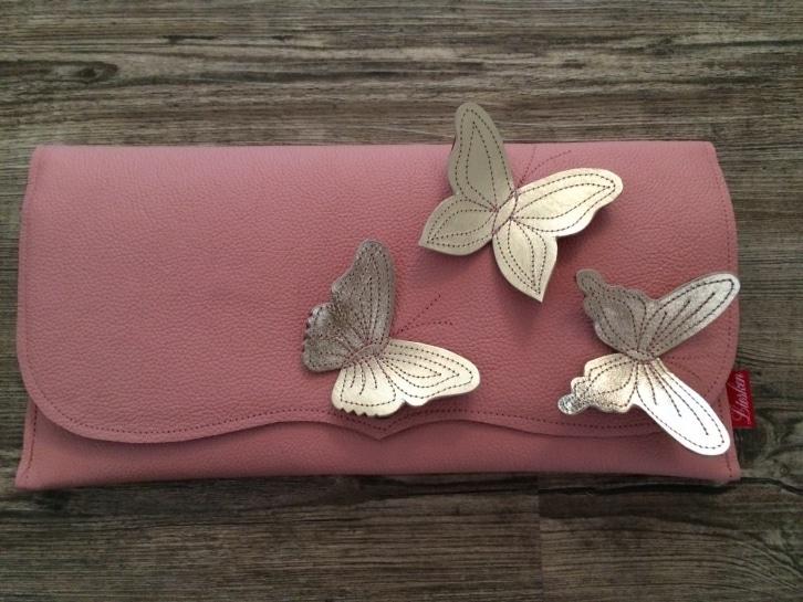 clutch-hochzeit-braut-rosa-gold-leder-schmetterlinge-liesken-roth
