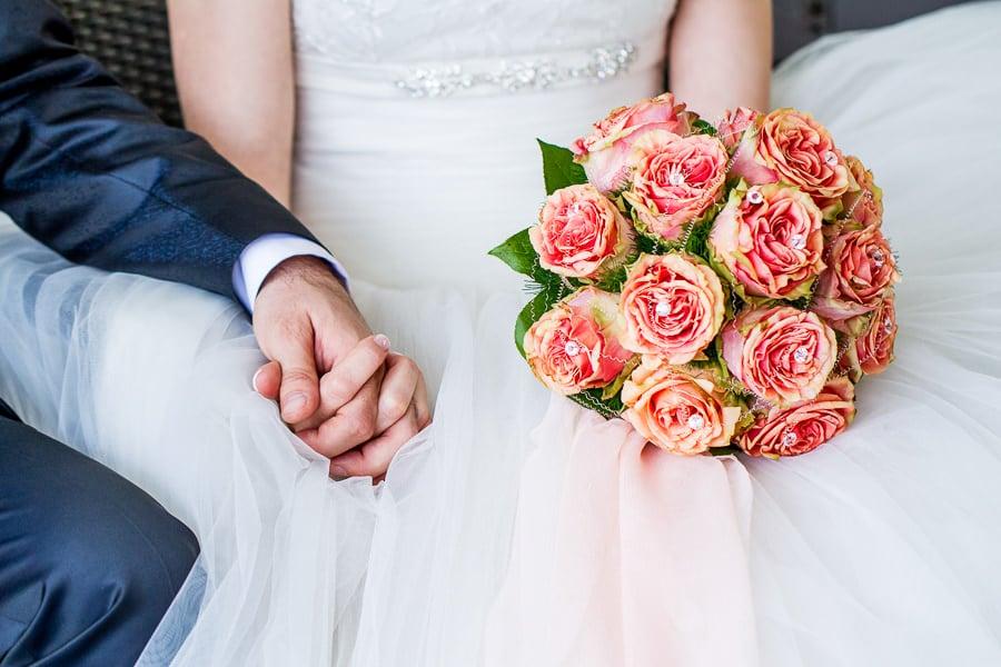 Eine Hochzeit auf dem Wasser - auf dem Schiff Kristallprinzessin auf der Donau sind Trauung möglich.