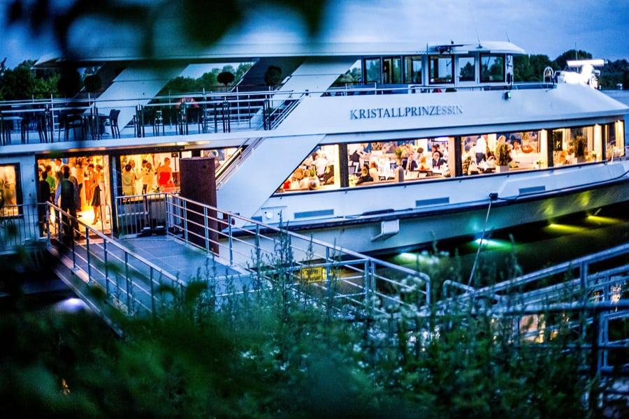 Hochzeit Auf Dem Schiff Eine Sommerliche Traumhochzeit