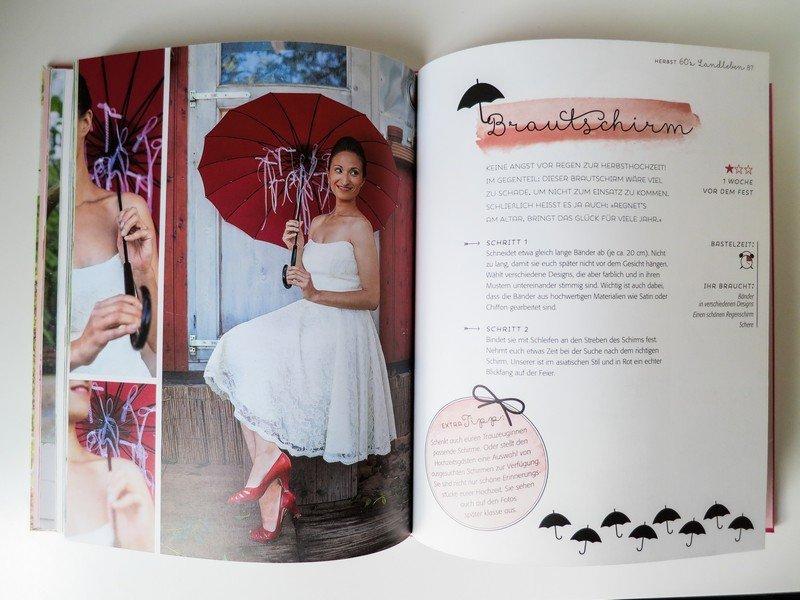 """Wie ist das Buch """"Hochzeit mit Liebe selbstgemacht""""? Eine Kritik."""