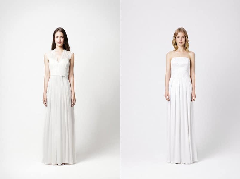 Brautkleider von Kisui - sinnlich, elegant, Vintage