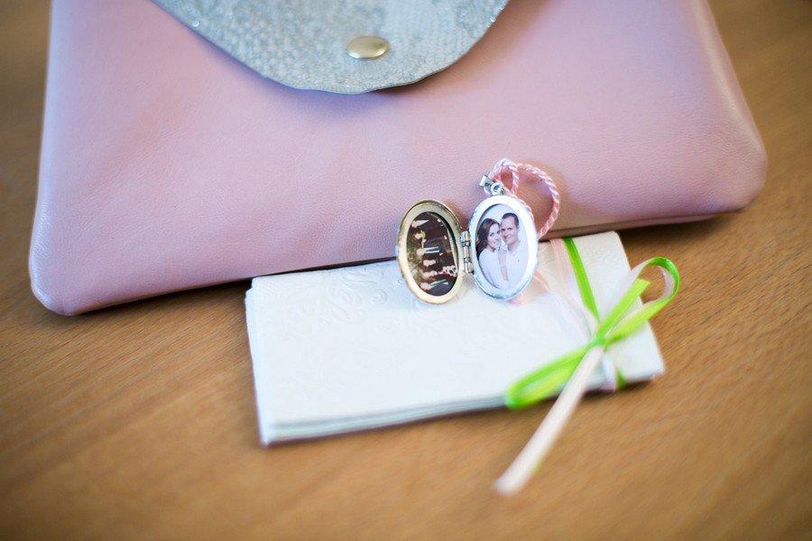 Brauttasche von Lille Mus.