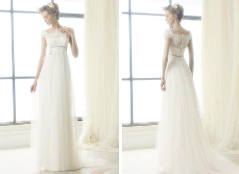 f953050a70d Das romantische Brautkleid Londres von Raimon Bundo