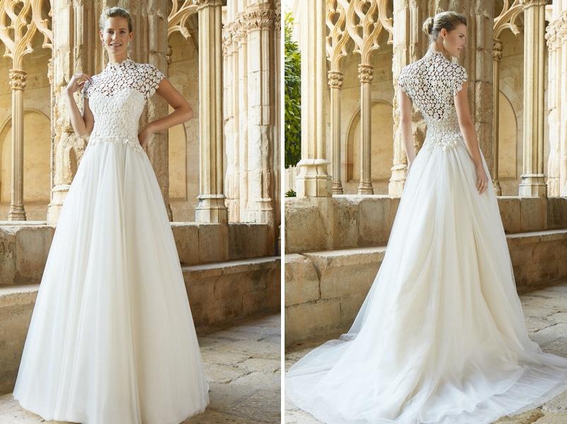 Romantische Brautkleider Von Raimon Bundo