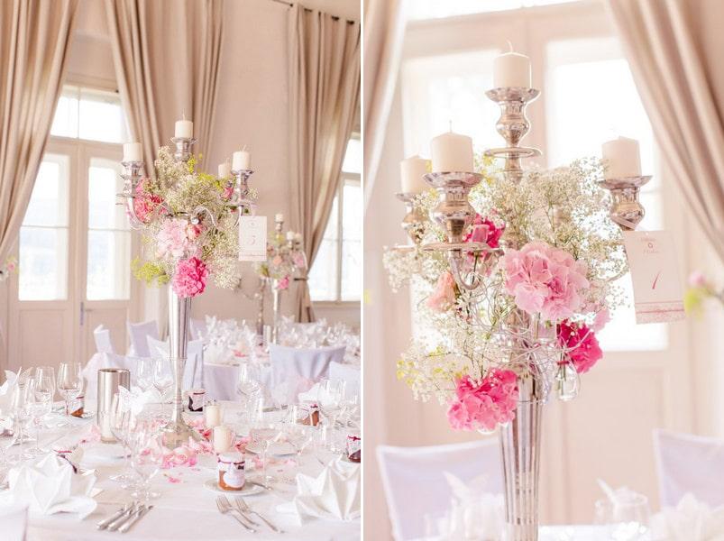 Eine Hochzeit In Rosa Und Pink Am Worthersee