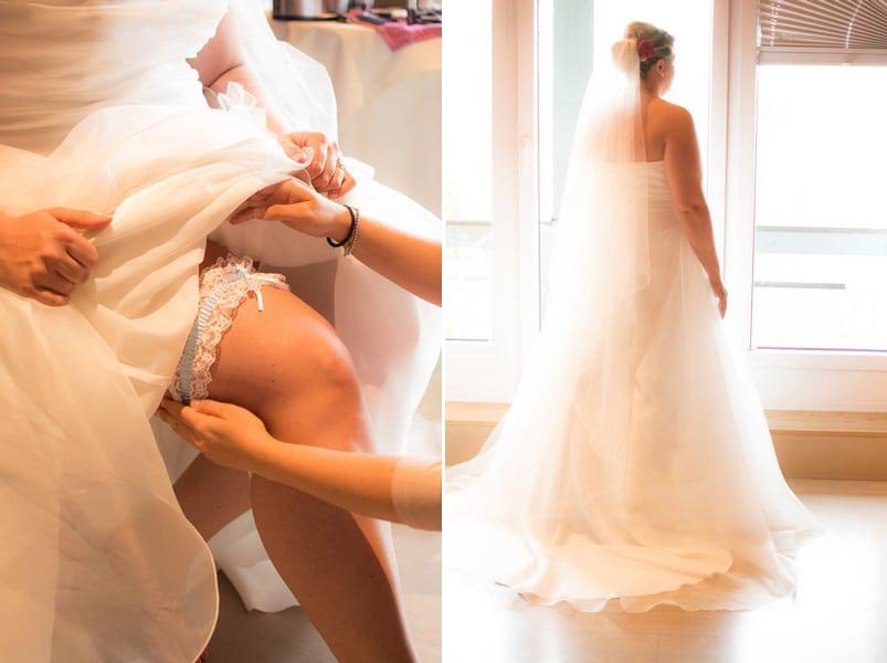 Brautkleid in Größe 48 von Calanthe Bridal