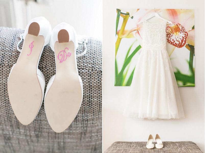 Brautkleid von La Sposa Millennium.