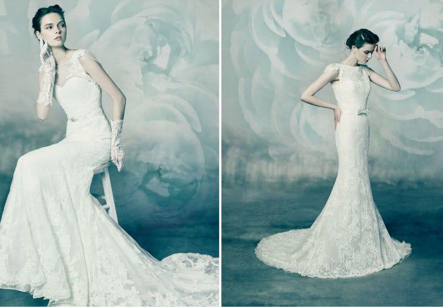Die Brautkleider Ay und Moonstone von Annasul Y