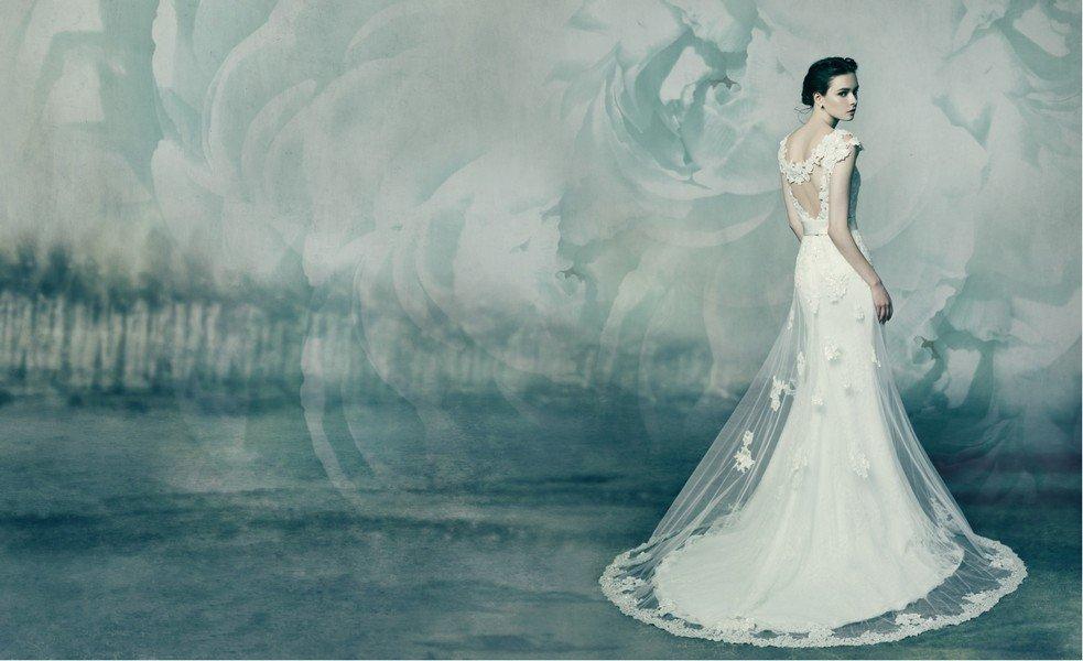 Das Brautkleid Coral von Annasul Y