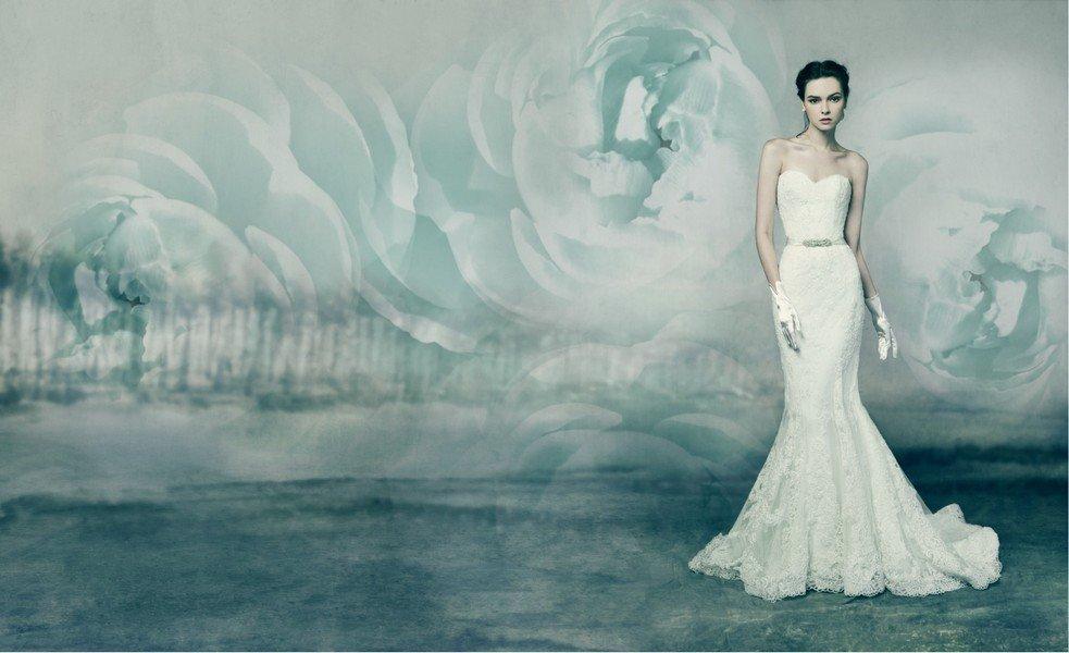 Das Brautkleid Variscite von Annasul Y