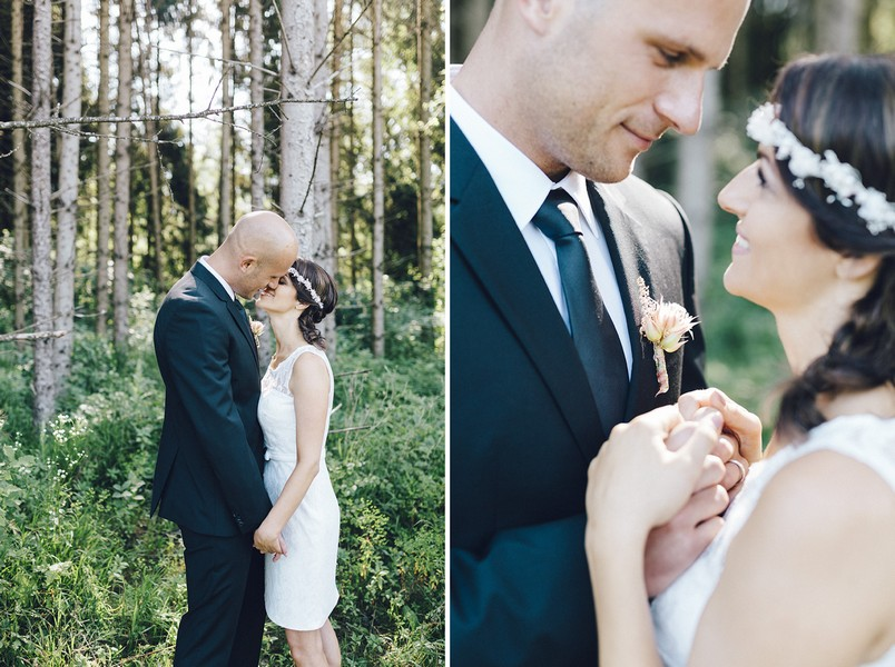 Standesamt, Waging, Wedding, Vintage, Traunstein, Wald, Shooting