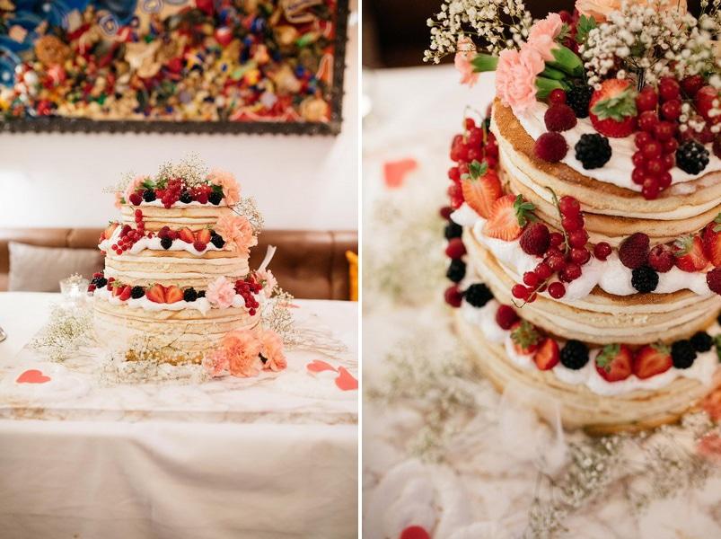Hochzeitstorte vintage munchen