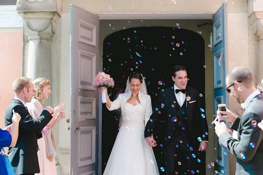 Eine Hochzeit auf Schloss Illereichen