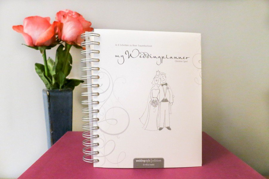 Hochzeitsplanung analog: Organisation im Buchformat