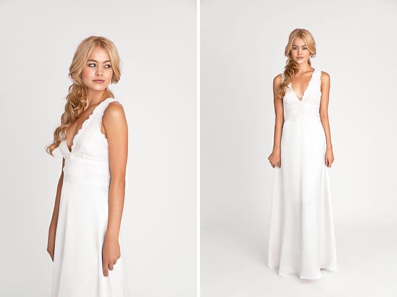 Brautkleid Lia aus der Kollektion 2016 von Soeur Coeur