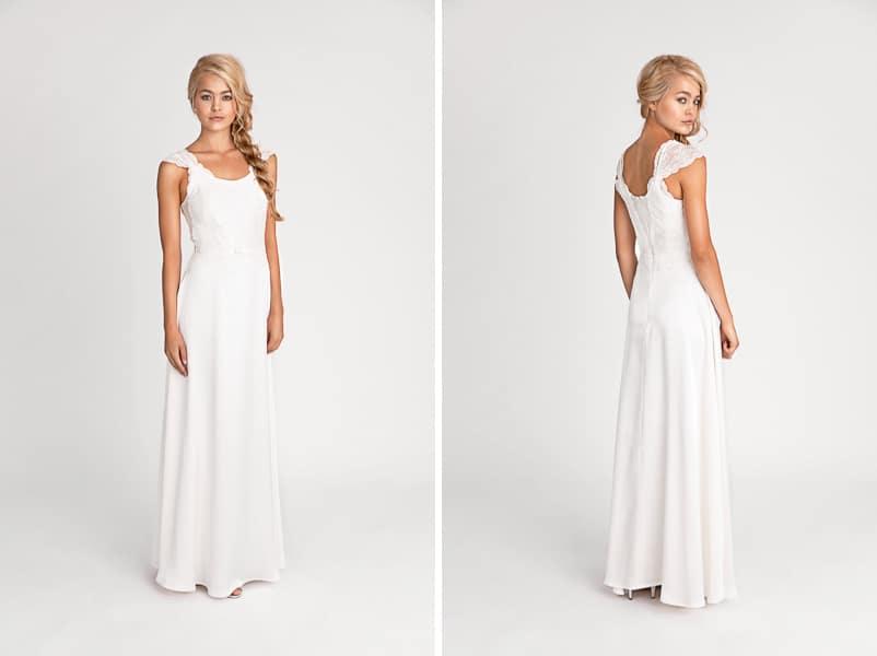Brautkleid Svea aus der Kollektion 2016 von Soeur Coeur