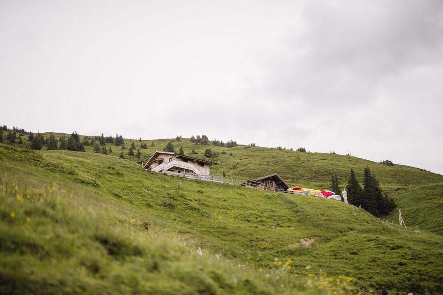 Das Bergstadl Hinterglemm