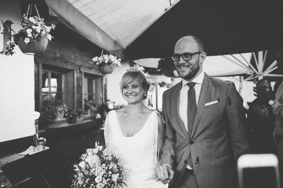 Hochzeit auf der Alm Bergstadtl Hinterglemm
