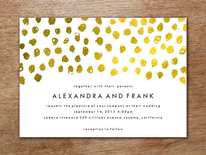 Hochzeitseinladung selber drucken
