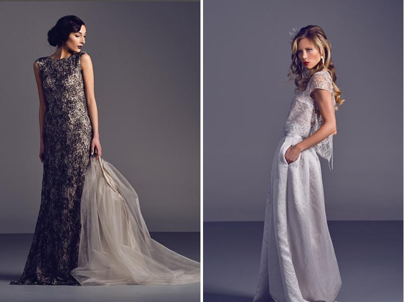 Brautkleider von Iosoy aus München