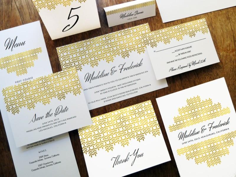 hochzeitskartenset-zum-selber-machen-glamorous-gold-set