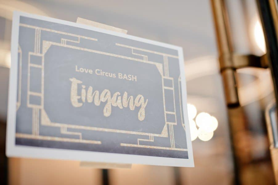 Love Circus Bash in München - zu Besuch bei der alternativen Hochzeitsmesse