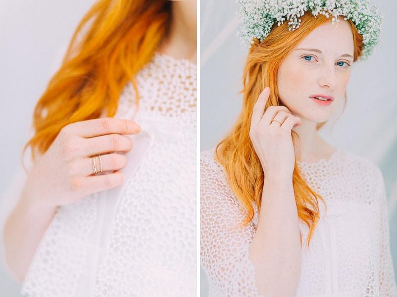 Das Brautkleid Aurelie aus der Noni Federleicht Kollektion