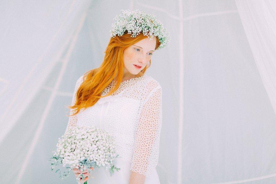 Federleichte Inspiration: noni-Brautkleider im zarten Boho-Look