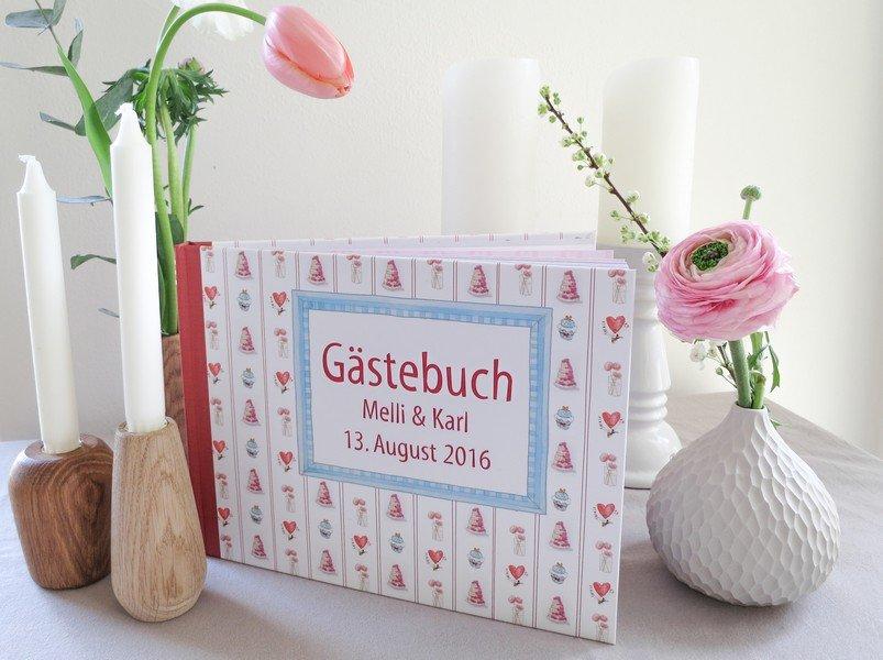 Test des Gästebuchs von geschenkeschatz.de und arsedition