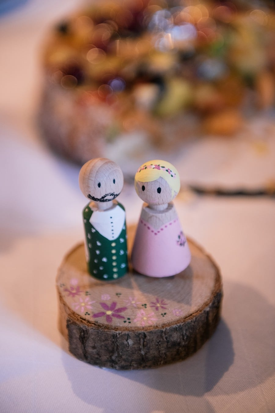Eine Hochzeit am Tegernsee, stilecht im Dirnd und mit Feier in der Alpenrose