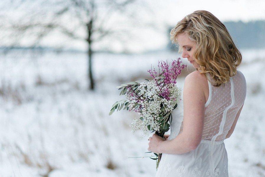 Ja sagen bei Schnee und Eis: Tipps für Winterhochzeiten