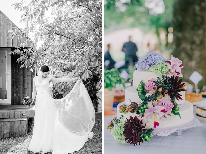Vintage Trifft Garten Und Scheune Eine Hochzeit In Niederbayern