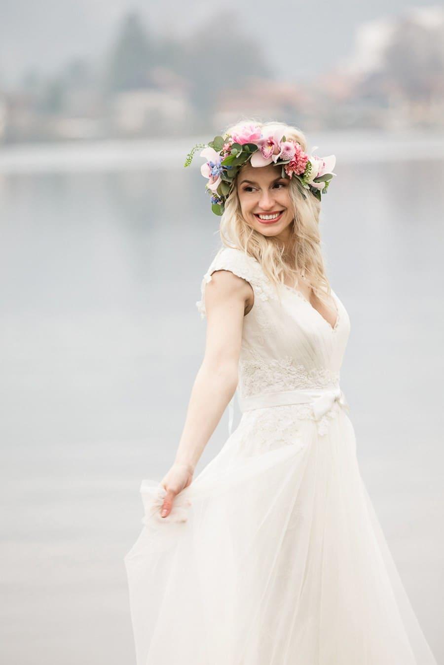 Boho auf Bayerisch - Hochzeitsideen von Trauwerk, Teil 1: Kleider