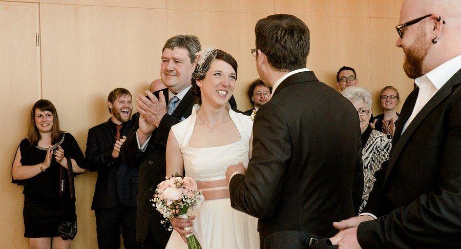 Hochzeit im KVR München - Erfahrungen und Bilder