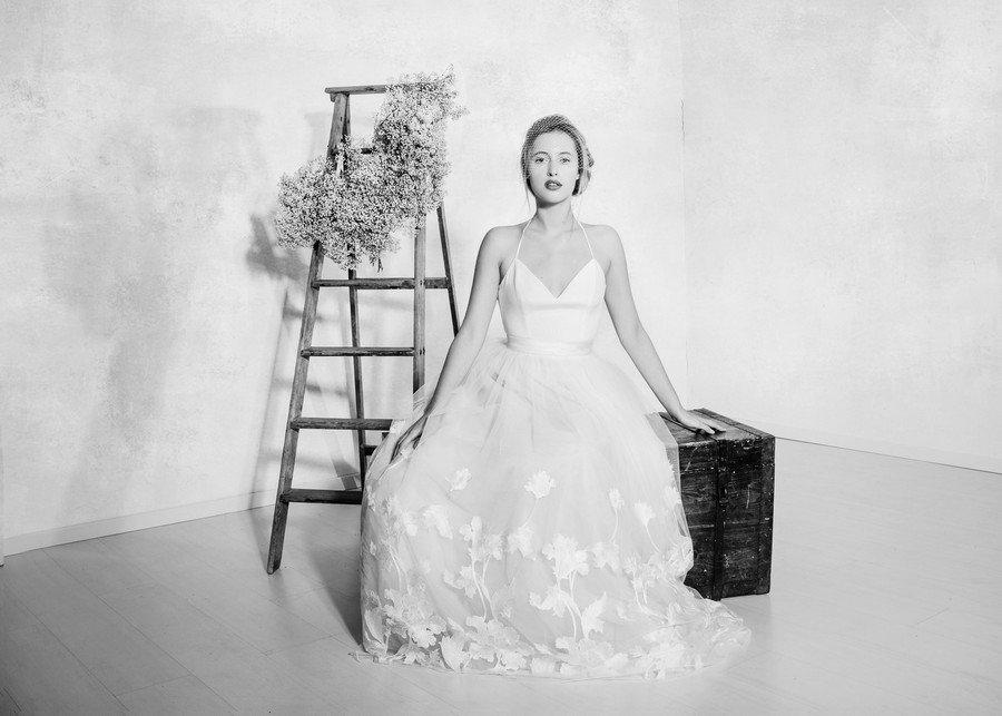 Das Brautkleid Eloise von La Robe Marie