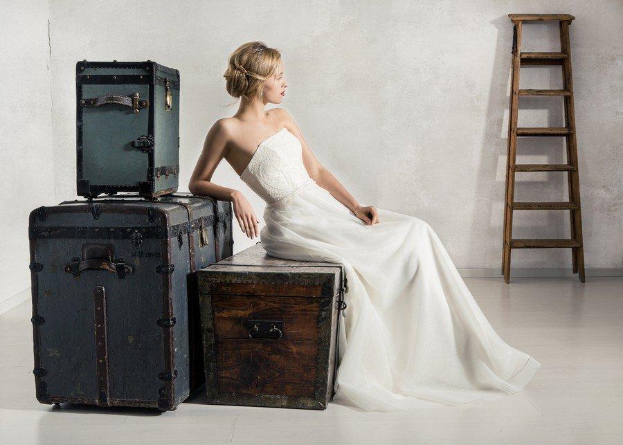 La Robe Marie – Brautkleider direkt aus dem Atelier der Designerin