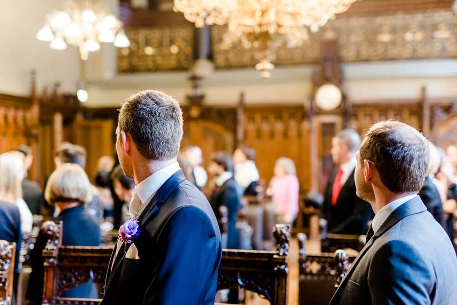 Hochzeit im kleinen Sitzungssaal im Neuen Rathaus München