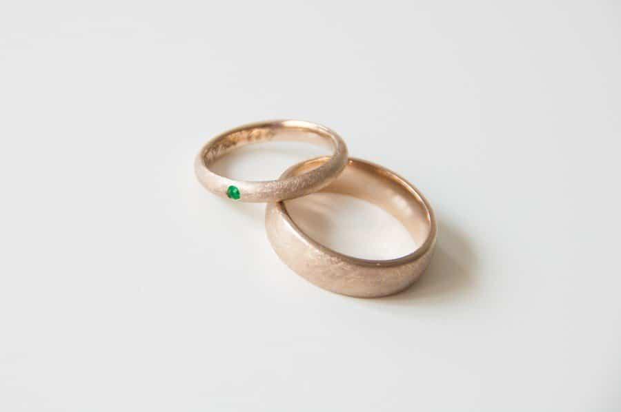 50 Ideen für Trauringe und Verlobungsringe von Goldschmieden