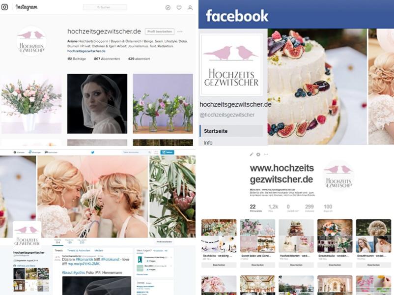 Instagram, Facebook, Pinterest: Wo ihr welche Inspirationen findet