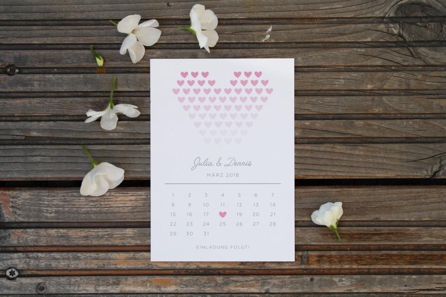 Hochzeit Papeterie Einladung Individuell  Herzdruck Klosterneuburg Oesterreich 42